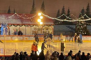Nước Nga đón năm mới với những thích ứng mới