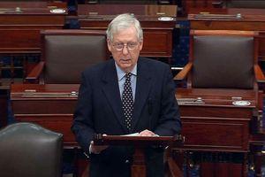 Lãnh đạo Cộng hòa tại Thượng viện chặn đề xuất hỗ trợ 2.000 USD, Trump tức tối