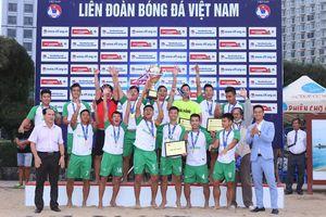 Đà Nẵng vô địch Giải bóng đá bãi biển Vô địch quốc gia 2020
