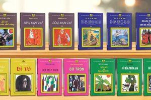 Tái bản 10 ấn phẩm tiêu biểu trong Tủ sách Vàng