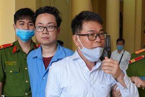 Cựu phó chánh án Nguyễn Hải Nam bị phạt 17 tháng tù
