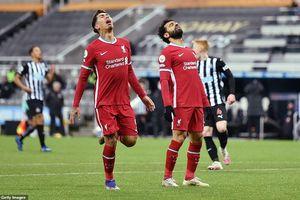Salah, Mane, Firmino bó tay vì Darlow, Liverpool bị cầm hòa