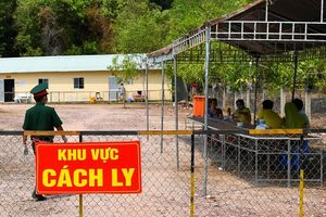 Phát hiện 4 người nhập cảnh trái phép ở An Giang