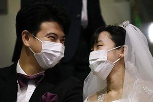 Những đám cưới yên tĩnh ở Hàn Quốc