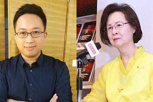 Vu Chính xin lỗi Quỳnh Dao sau 6 năm