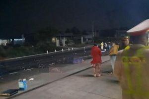 Tai nạn giao thông mới nhất hôm nay 31/12: 2 thanh niên gặp nạn tử vong thương tâm trên đường về quê nghỉ Tết