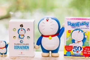 Chú mèo máy Doraemon có hai ấn bản đặc biệt