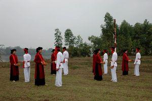 Vĩnh Phúc hỗ trợ nghệ nhân bảo tồn di sản văn hóa phi vật thể