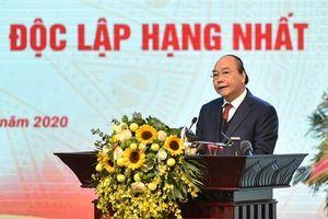 Thủ tướng trao Huân chương Độc lập hạng Nhất nhân 75 năm thành lập ngành Kế hoạch và Đầu tư