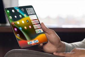iPhone màn hình gập: Có 'xịt' như Samsung Fold?