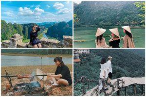 Dịp Tết Dương lịch, muốn sống ảo ở Hà Nội giới trẻ đi đâu?