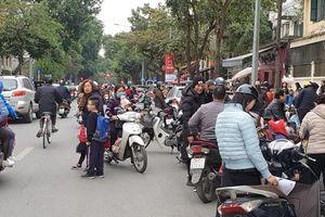 Ùn tắc giao thông ở Hà Nội: Nguyên nhân từ ý thức