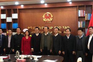 Bộ GD&ĐT có tân Phó Chánh Văn phòng Đảng – Đoàn thể