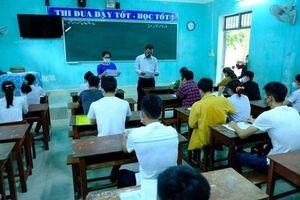 Tỉnh Quảng Ngãi thay đổi quyết định thu hồi 3,5 tỷ đồng khen thưởng học sinh