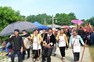 Nhiều hoạt động chào Xuân 2021 tại Làng Văn hóa du lịch các dân tộc Việt Nam