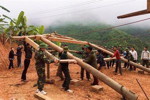 Tăng cường trách nhiệm của địa phương trong thực hiện nhiệm vụ xây dựng, quản lý, bảo vệ biên giới