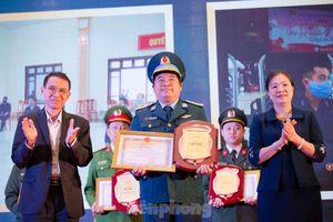 Tuổi trẻ Đoàn Không quân Thăng Long tình nguyện hiến hơn 1.000 đơn vị máu