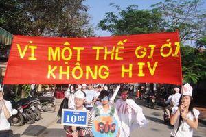 Hà Nội: Hưởng ứng Tháng hành động Quốc gia phòng chống HIV/AIDS