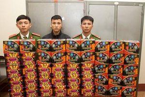 Phá chuyên án buôn bán hàng cấm, thu giữ hơn 60 kg pháo nổ