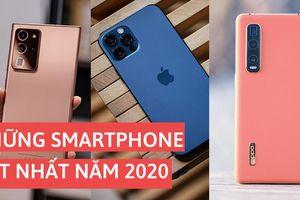 Những smartphone tốt nhất năm 2020