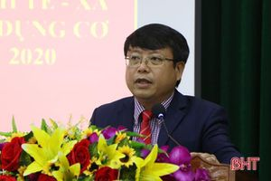 Thực hiện các mục tiêu trọng tâm đưa thành phố Hà Tĩnh ngày càng phát triển