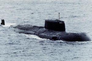 Tàu ngầm hạt nhân nhiều năng lượng nhất xuất hiện cách đây 40 năm