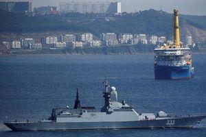 Vì sao hải quân Nga muốn mở thêm căn cứ ở châu Phi?