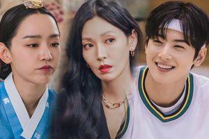 BXH diễn viên - phim Hàn cuối năm 2020: 'Mr. Queen' không thể đánh bại 'Penthouse'