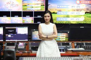 MC Huyền Châu tiếc nuối vì phải tạm xa 'Café sáng với VTV3'