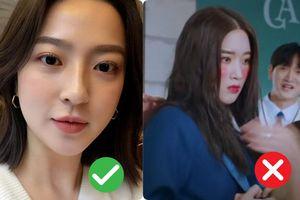 4 điều 'tối kị' khi make up mà các nàng có thể học ngay từ phim Hàn