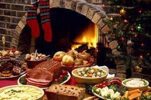 Vòng quanh thế giới ăn những món đem lại may mắn trong năm mới