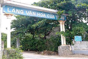 'Làng Quảng Trị' ở Cam Lâm