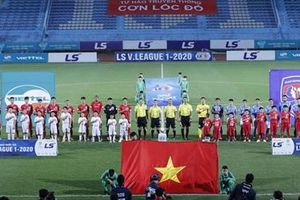 Bóng đá Việt Nam 2020 vượt qua đại dịch COVID-19
