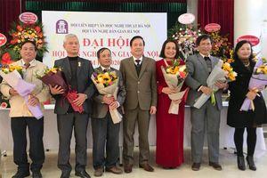 Phó Giáo sư, Tiến sĩ Trần Thị An là Chủ tịch Hội Văn nghệ dân gian Hà Nội