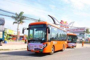 5 tuyến xe buýt ở Cần Thơ chính thức hoạt động