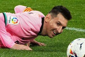6 kỷ lục chờ Messi phá trong năm 2021