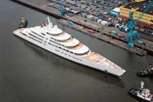 Azzam - siêu du thuyền đắt nhất thế giới