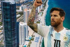 Messi mua căn hộ 10 triệu USD tại Mỹ