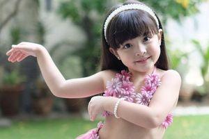 Con gái Marian Rivera nhảy nhạc BlackPink đón năm mới