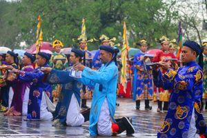 Tái hiện Lễ Ban sóc dưới thời triều Nguyễn