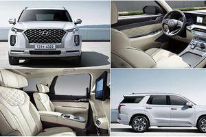 Hyundai Palisade VIP hơn 1 tỷ đồng, nội thất 'chất' như Maybach