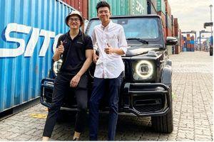 Em trai Phan Thành 'đập thùng' Mercedes-AMG G63 2020 hơn 10 tỷ