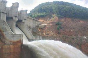 Thủy điện A Lưới tạm dừng hoạt động do sự cố rò rỉ ống dẫn nước