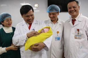 Hơn 3.000 trẻ em Việt Nam sẽ được sinh vào ngày đầu năm mới