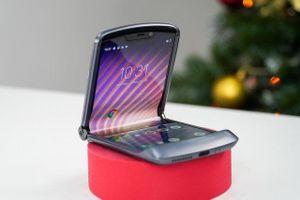 Motorola Razr 5G 2020: smartphone gập vỏ sò có giá 1.399 USD