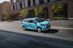 Chevrolet Spark 2021 chính thức ra mắt, giá từ 310 triệu đồng