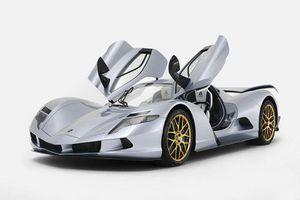 Siêu xe nhanh nhất thế giới được bán ra với giá hơn 82 tỷ đồng