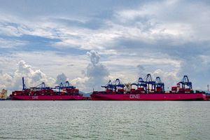 3 tàu 'xông đất' cụm cảng Cái Mép-Thị Vải