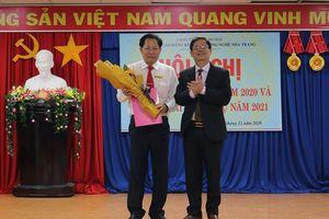 Ông Nguyễn Văn Lực giữ chức Hiệu trưởng Trường Cao đẳng Kỹ thuật Công nghệ Nha Trang