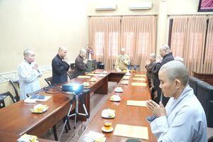 Ngày 8-1, Học viện Phật giáo VN tại TP.HCM tuyển sinh cao học
